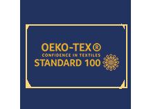 Garantie 3 ans, certification Oekotex