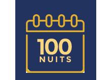 100 nuits pour le tester