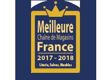 Meilleure chaine de magasins France
